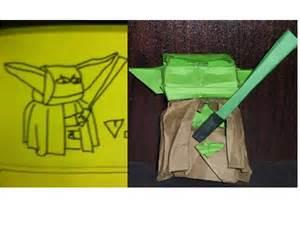 Jahnke Origami Yoda - at last the jahnke yoda origamiyoda