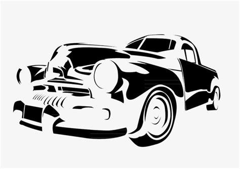imagenes blanco y negro de autos blanco y negro dibujado a mano ilustracion de dibujos