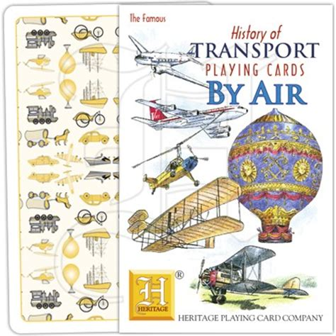 history of transport by air puzzled etc