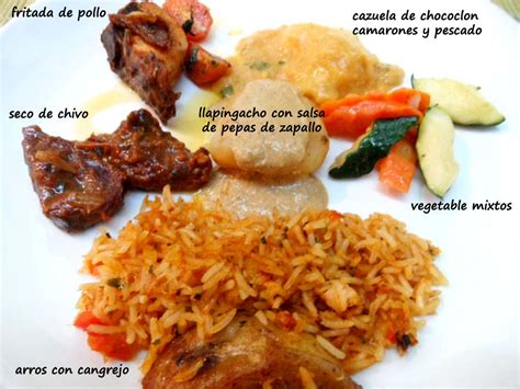 food dish ecuador small country of great flavors the gastronomy aficionado