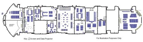 Floor Plans With Dimensions Convention Meeting Halls Durban Icc Events And