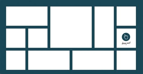 grid layout in html and css html grid layout ul of divs with different sizes