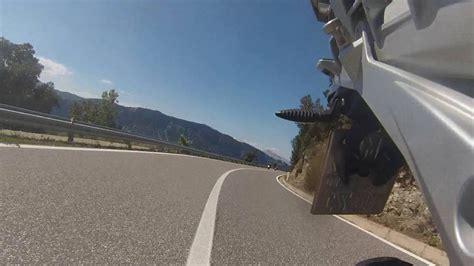 Motorrad Videos Sardinien by Sardinien Ss125 Motorrad Youtube