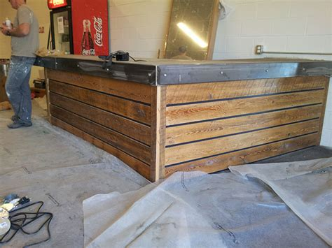 How To Build A Commercial Bar Top by Commercial Countertop For A Industrial Kitchen