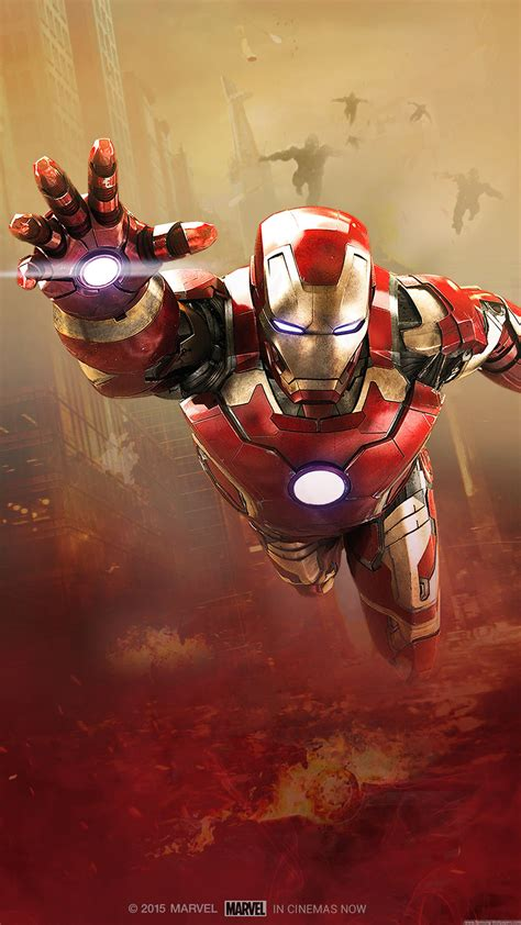 wallpaper android hd iron man download free iron man wallpapers for your mobile phone by