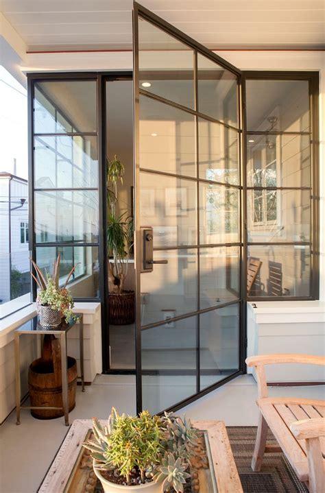 Adding Window To Steel Entry Door - best 20 steel windows ideas on steel doors