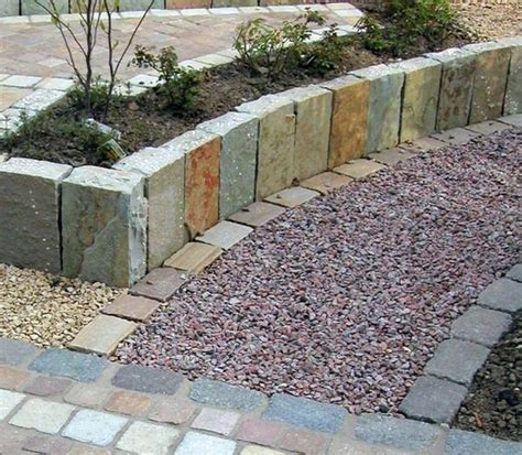 Garden Decor With Stones Garden Decorative Stones Pebbles Home Inspirations