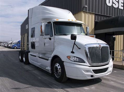 Eagle Sleeper For Sale by 2013 International Prostar Plus Eagle Sleeper Truck For