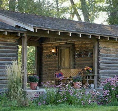 cottages with breezeway log cabin breeze way log homes pinterest beautiful