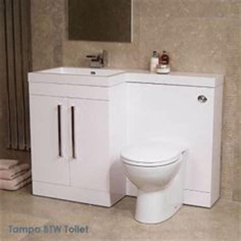 Space Saver Vanity Units by Bow Front Right Vanity Combination A