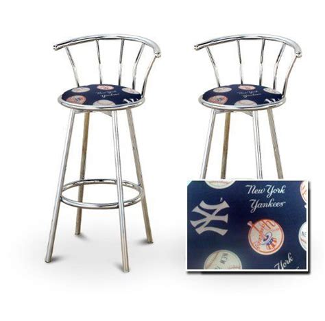 New York Yankees Bar Stool by 17 Best Images About New York Yankee S Kitchen Stuff On