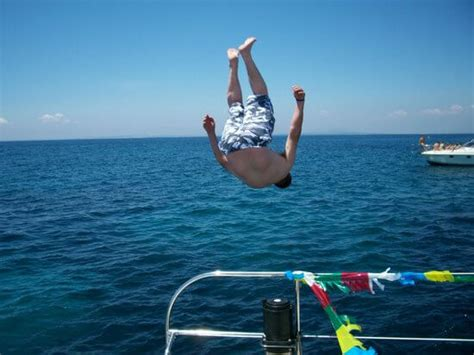 catamaran boat trips benidorm benidorm boat trip getting rid of that hangover is a breeze
