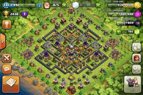 layout village clash of clans clash of clans builder top 10 layouts you need to see