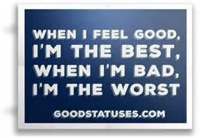 Bad Day Whatsapp Status When I Feel And Bad Whatsapp Status On Attitude