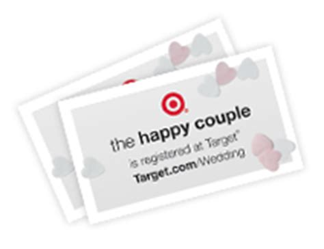 printable bridal shower registry inserts wedding registry target