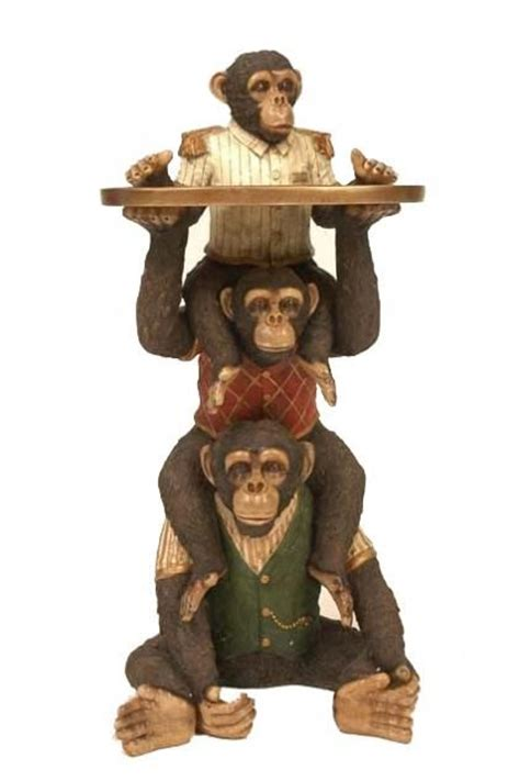 Character Holder Monkey 35 best images about character tables on wine