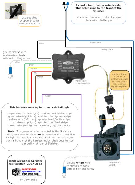tow hitch wiring diagram 24 wiring diagram images