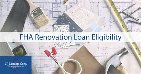eligible properties for the fha renovation loan