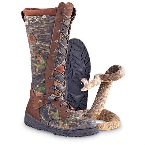 snake boots s rocky 174 waterproof snake boots mossy oak 174 113508