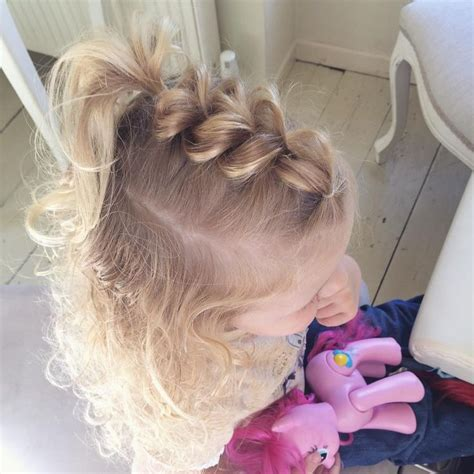 three year old hair dos see this instagram photo by sweethearts hair design 16
