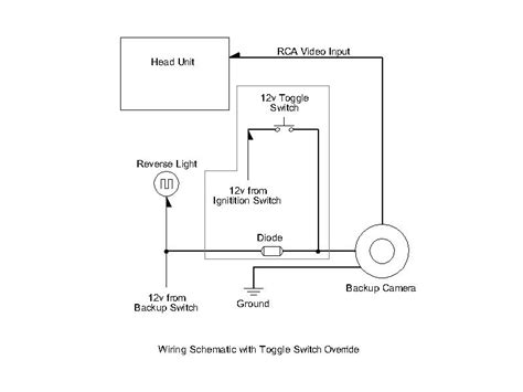 tundra backup wiring diagram wiring diagram with