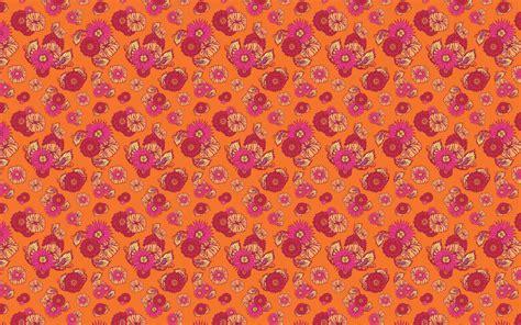 pattern pink orange desktop wallpaper kathrineborup