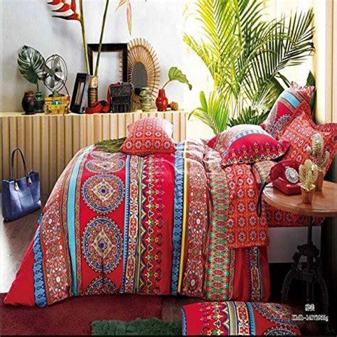 bohemian comforter set 1000 ideas about bohemian bedding sets on