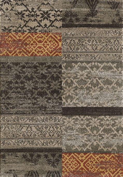 laagpolig vloerkleed bruin bol laagpolig vloerkleed tapijt monet vintage
