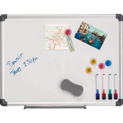 big white boards buy cathedral magnetic whiteboard 45 x 60cm at argos co uk