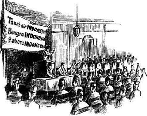 Ambon Holic 1 susunan panitia kongres pemuda 2 ii sejak juni 1928