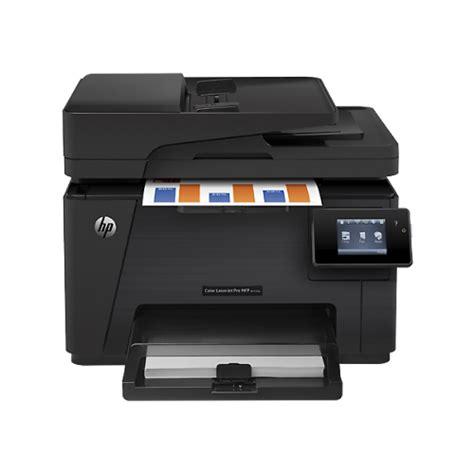 Color Laser Printer Copier Scanner Faxl