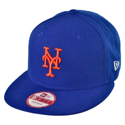 new era new york mets mlb 9fifty snapback baseball cap mlb