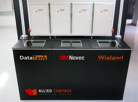 Family Computer Kw By Gameland by Allied To Reveal 1 4 Megawatt Datatank Container
