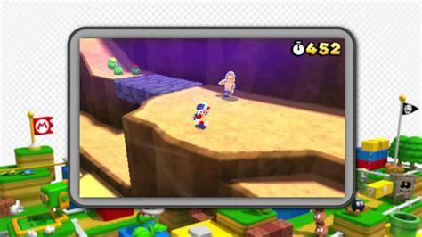 Kaset 3ds Mario 3d Land mario 3d land 3ds boomerang mario streetpass trailer