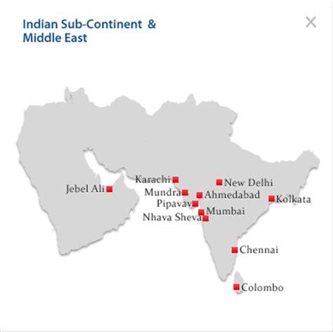 mideast hospital karachi map panocean easycon