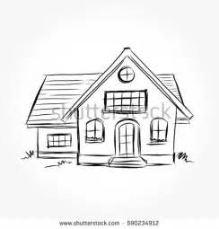 House Sketch House Sketch Stock Images Royalty Free Images Amp Vectors