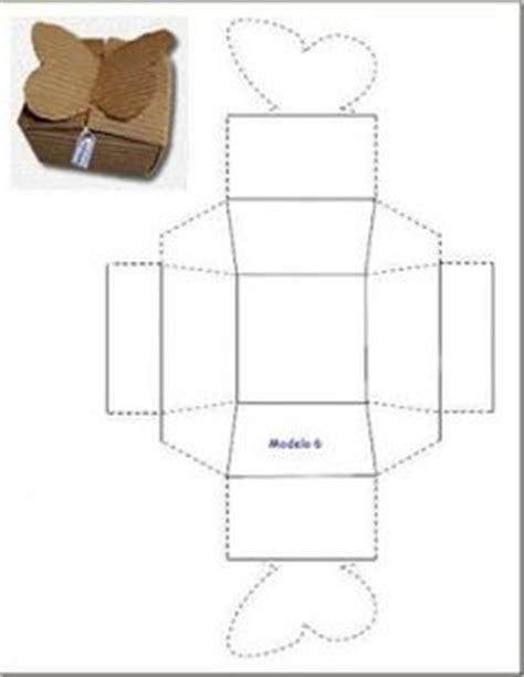 moldes de cajitas de papel 1000 images about cajitas para dulces on pinterest