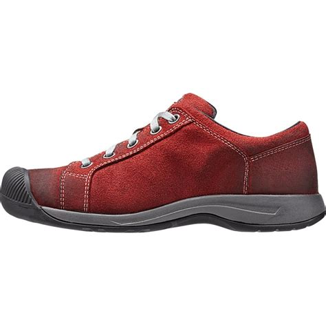 super comfortable shoes keen womens reisen lace bossa nova leather shoe with our