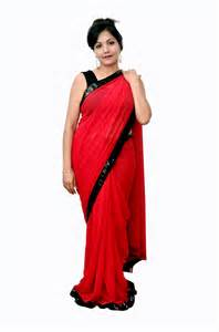 Country Curtains Free Shipping Red Saree With Balck Border Craft Shops India