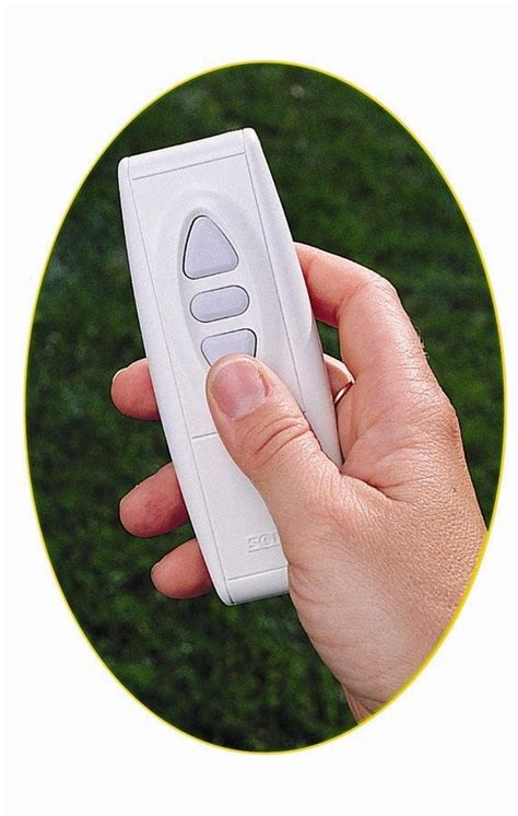 Sunsetter Awning Replacement Remote by Remote Somfy Awnings