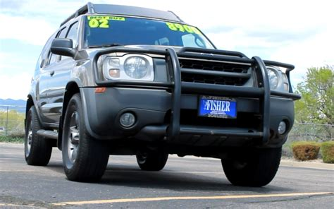 2002 nissan xterra fuel economy pre owned vehicle spotlight 2002 nissan xterra se