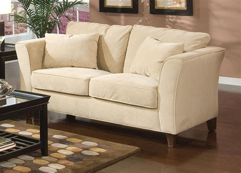 cream living room furniture park place cream living room set 500231 from coaster