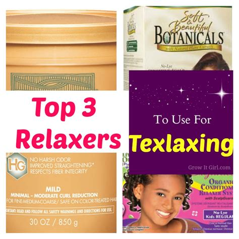 what is the best relaxer to use for gray hair top 3 relaxers to use for texlaxing grow it girl