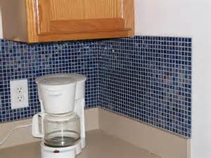 how to install glass tile backsplash on drywall home