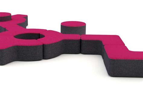 ice cream sandwich sofa 54 eccentric sofa designs