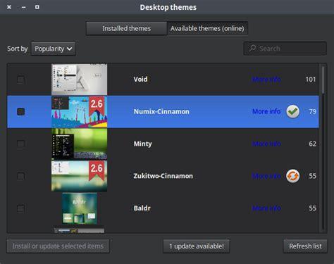 computer themes install linux mint desktop themes www pixshark com images