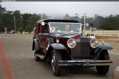 1931 rolls royce phantom ii conceptcarz