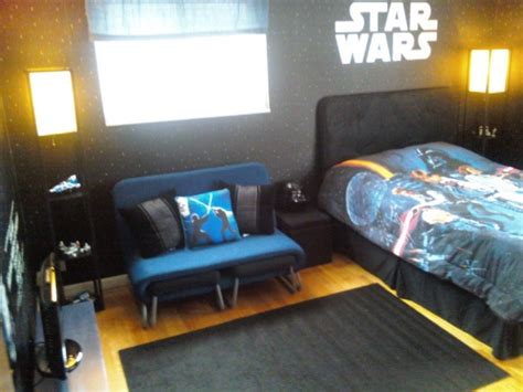 20 Cool Star Wars Themed Bedroom Ideas Housely Wars Room Decor