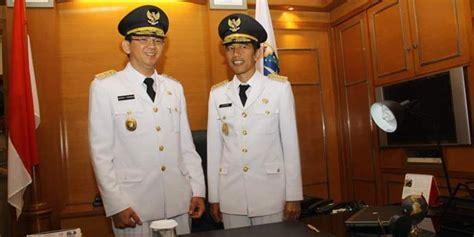 bio data ahok gubernur dki jakarta jurnalis perancis tanya pencapresan jokowi kepada basuki