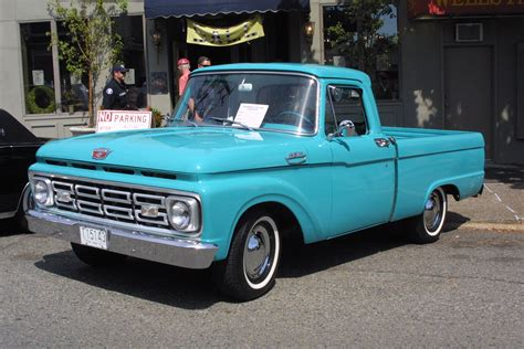 64 Ford F100 by 1964 Ford F 100 64 Ford F100 Bballchico Flickr